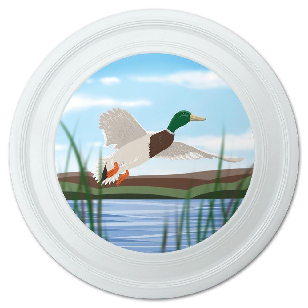 "Mallard Duck Flying Hunting Novelty 9"" Flying Disc"