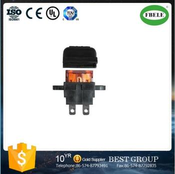 Fh-613 Plug-in Car Fuse Holder Medium Plug In Fuse Holder Pcb ...