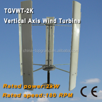 3kw vertical Wind turbine Price
