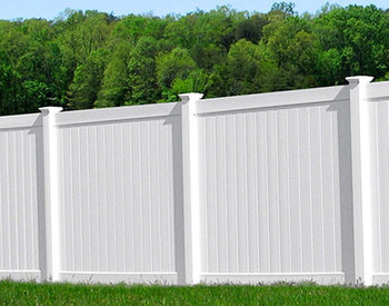 White Pvc Fencing Clear Panel Fence Panels Product On Alibaba