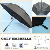 2015 household sundries 30 inch golf umbrella custom