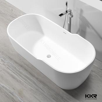 Small Circular Bathtub With Seat