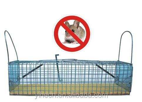 Metal Mouse Cage / Mice Trap/rat Trap