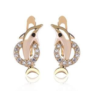 ee84b8d3fe127 China Dolphin Earrings, China Dolphin Earrings Manufacturers and ...