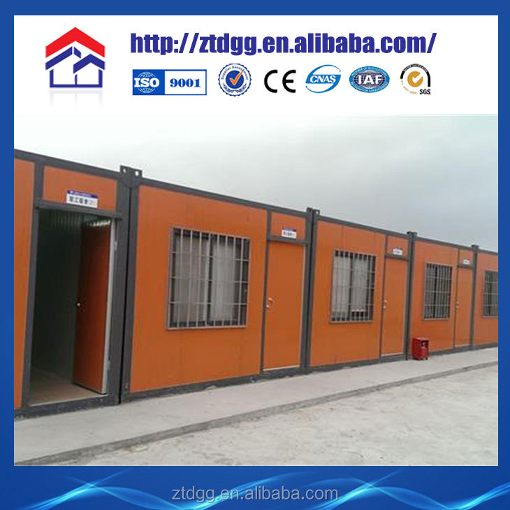 EPS sandwich panels low cost portable construction site toilets