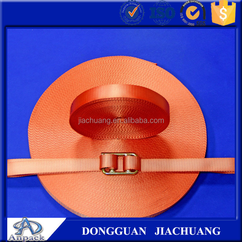 polyester woven belt Anpack woven polyester cord strapping for aluminum pig with Superior robustness