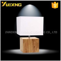 Wholesale High Quality Decorative Wooden Table Lamp