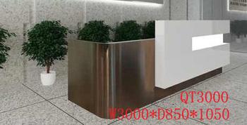 Haute qualité luxe clinique réception bureau usine vendre