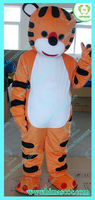 HI EN71 moving actor baby tiger mscot costume for adult