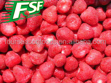 WholesaIe IQF/Frozen bulk Strawberry whole Grade A new crop , chinese frozen fruits,frozen berry
