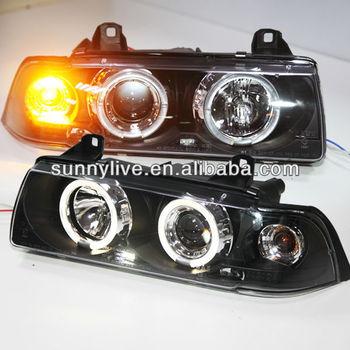 E36 Yeux Tête Lampe Pour Phare E36 E36 Année pour Ange phare Product Led 1991 1997 Buy On Bmw A34q5RLj