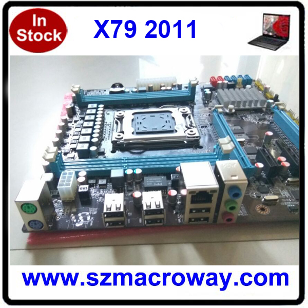 Oem Factory New 2011 Intel X79 Motherboard Sale