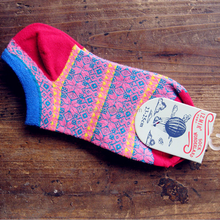 Creative Design High Quality Cute Crazy Custom Knitted Socks