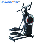 Magnetic Dual-Motion Summit Trainer Indoor Exercise Bike Home Gym Elliptical Cross Trainer