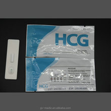 HCG Test Rapid HCG Pregnancy Test Cassette wholesale