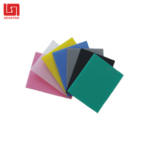 Recycle Packaging Colored Fluted Polypropylene Sheet /2 mm Translucent Correx