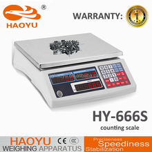ACS HY-666S high precision digital countiing scale 30KG