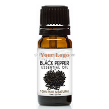 Black Pepper Organic Essential Oil from Ancient Apothecary, 10ml - 100% Pure and Therapeutic Grade