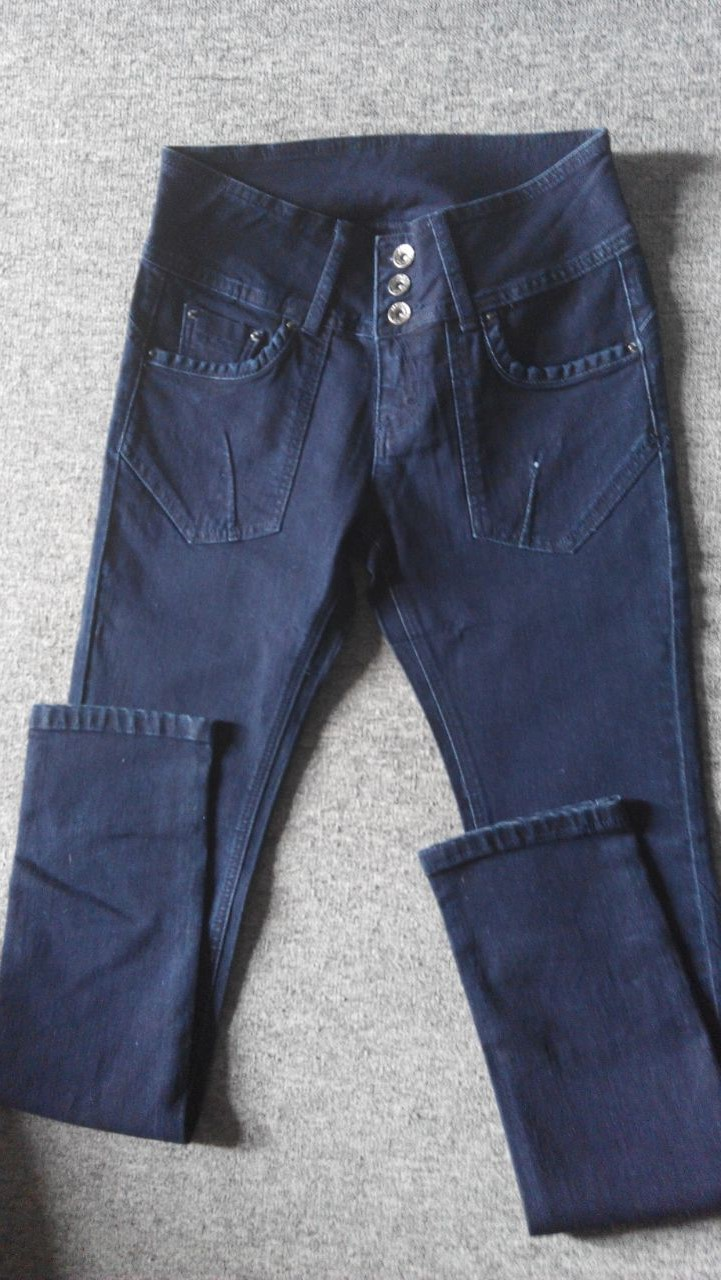 Bhnj820 Jeans Wholesale China Cheap Jeans Stock Lot