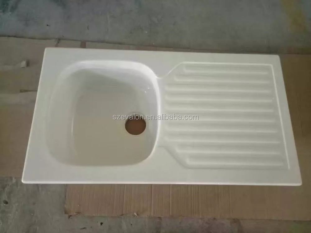 Antique Kitchen Sinks For Sale Used Ceramic Kitchen Sinks,Artificial Stone  Kitchen Sink - Buy Acrylic Integral Solid Surface Kitchen Sink,White ...