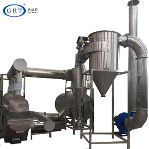 Salt fluid bed dryer price with high quality from China