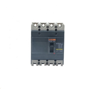 Ajustable SSPD China manufacturer high quality moulded case circuit breakers 4p mccb breaker