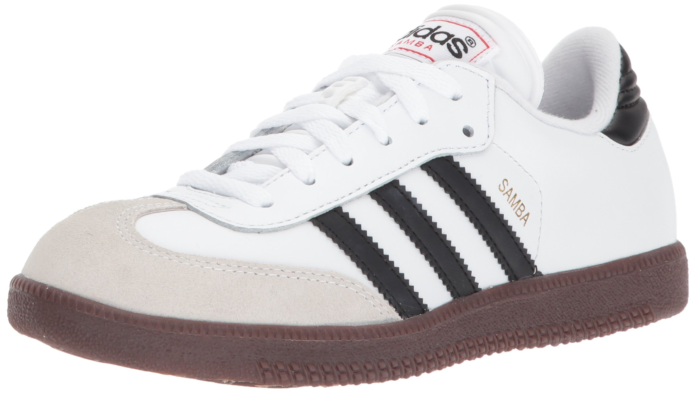 c6661c6ac Get Quotations · adidas Samba Classic Leather Soccer Shoe (Toddler Little  Kid Big Kid)