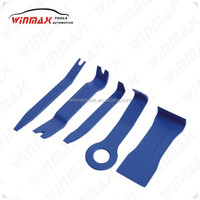 Quality winmax 5pcs Auto Trim Door Panel Window Molding Upholstery Clip Removal Tool Kit,Car Door Open Tools, Car Radio