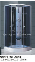 Insignia Fontana 900mm Quadrant Hydro Shower Enclosure Unit Cabin