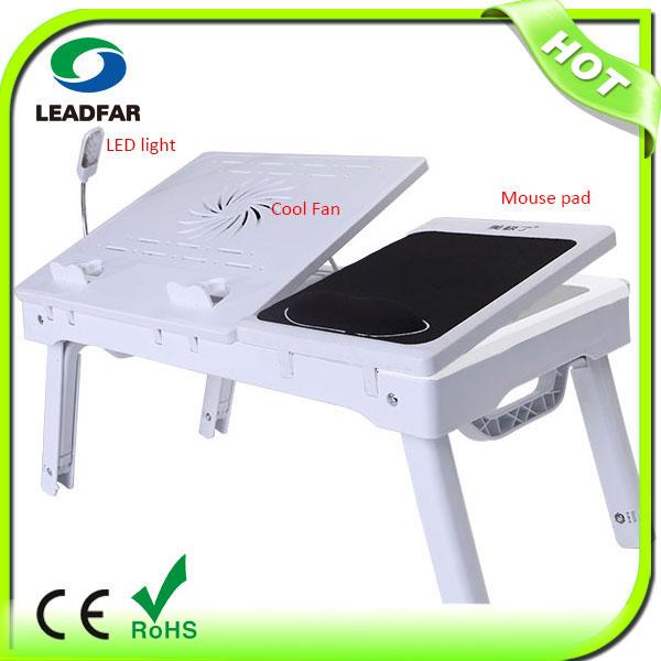 Nbt 69 ergonomique ordinateur portable table bureau for Petit bureau pour ordinateur portable