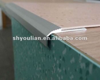 Superbe Vinyl Flooring Use Aluminum Stair Nosing