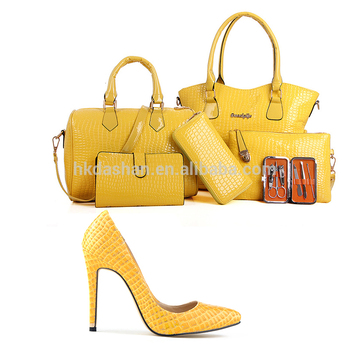 bd25d823bb9da Y71 Ladies Fashion Shoes Set 6 For Women In Handbags Shoes Match Bags  Handbag Women Wholesale Made In China Online Shopping - Buy Ladies  Shoes,Bags ...