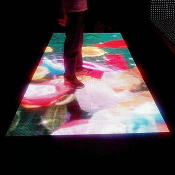 Intelligent Interactive Dance Floor Led Display Screen