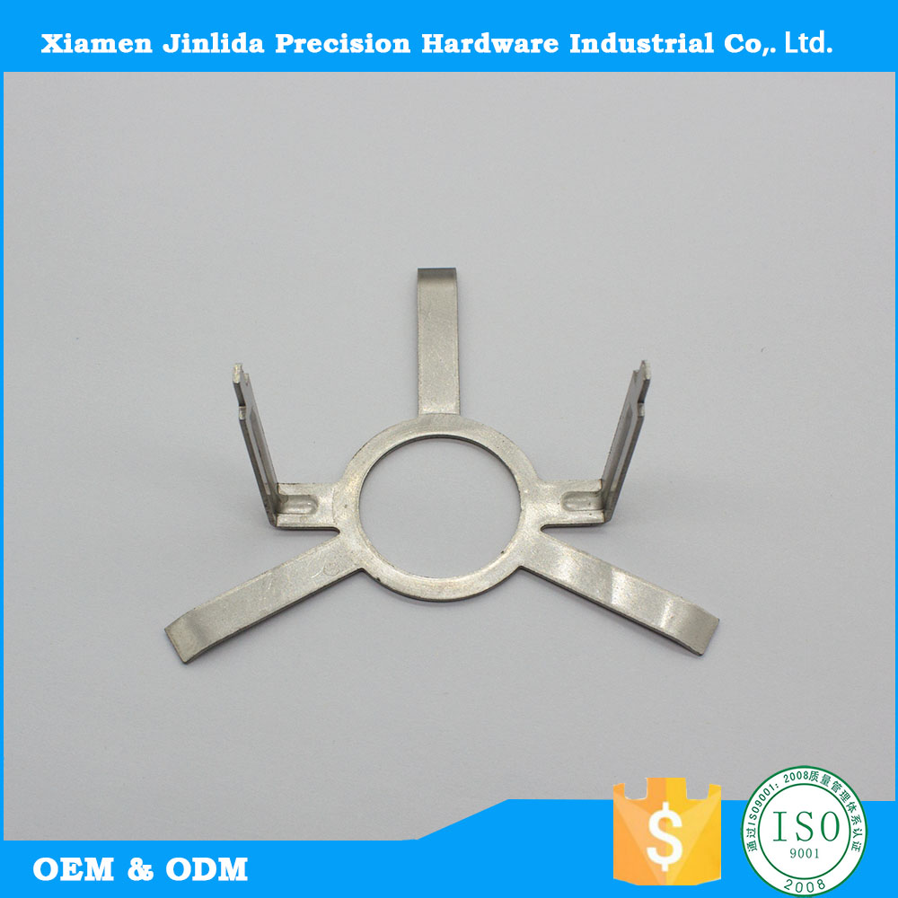 Custom Precision Sheet <strong>Metal</strong> Stamping Small Parts Fabrication Service
