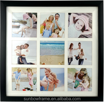 Large Collage Picture Frames Made