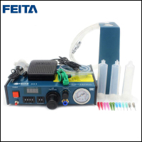FEITA FT-983 Automatic Gluing Dispensing Machine Connecting for Glue Robot