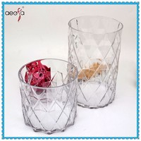 tall cylinder glass vase clear glass bud vases