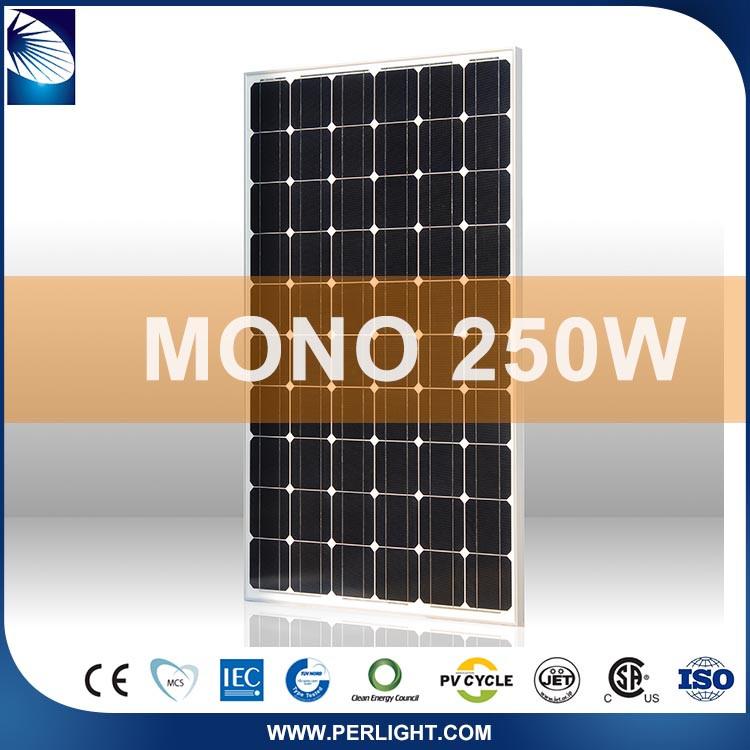Perlight Roof Flexible Mono Pv 250 Watt Solar Panel,Solar Panel ...