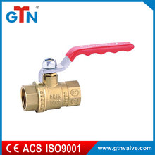 Manufacturer long handle female screw brass valves ART260V-A ball valve