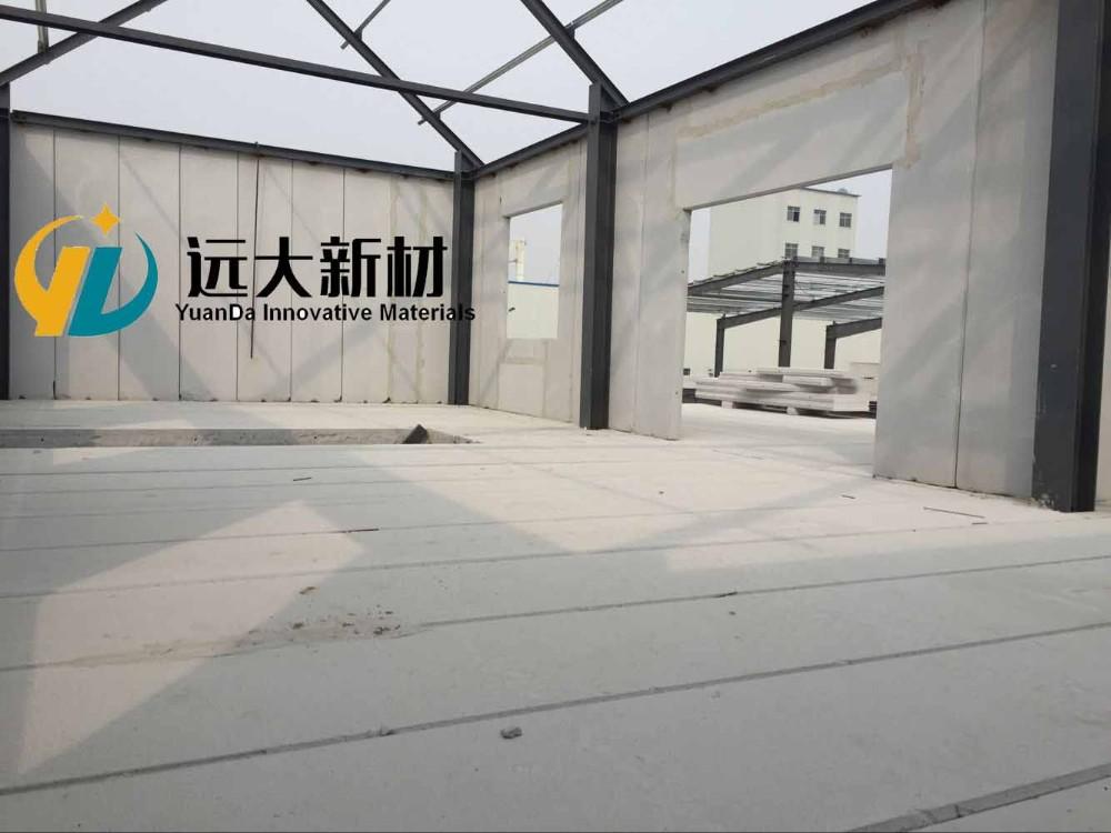 Exterior aac precast concrete wall panels wall floor for Concrete exterior walls