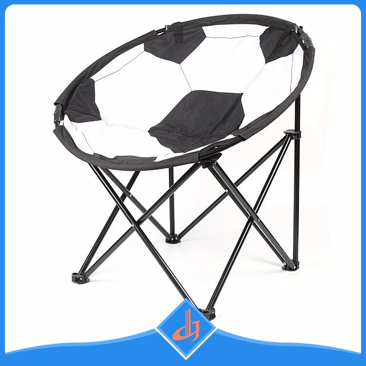 Manufacture Anti-skid Durable Soccer Pattern Football Chair