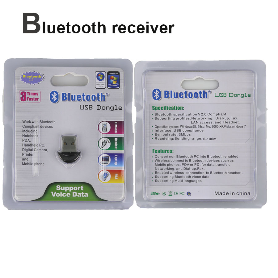 Bluetooth dongle driver for windows 7