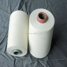 carded slub Ne 20/1 100% cotton yarn for knitting and weaving