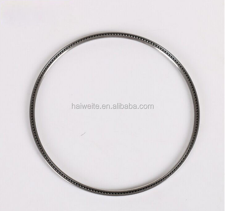 High Precision Thin Wall Bearing NKC040CPO/XPO Customized Four Point Thin Section Bearing