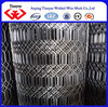 Expanded metal gothic wire mesh