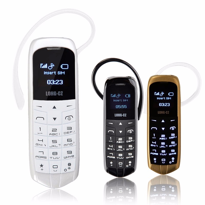 LONG-CZ J8 Magic voice bluetooth dialer cellphone FM radio mini cell bluetooth 3.0 earphone long standby mobile <strong>phone</strong>