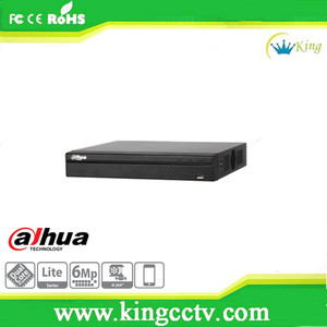 H 264 DVR Admin Password Reset Original Dahua NVR 8 Channel Compact 1U Lite  Network Video Recorder
