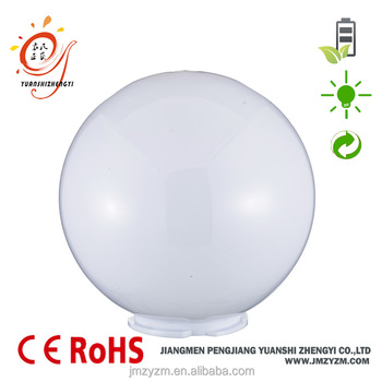 dia.470cm CE RoHS qualified plastic exterior lighting bulk lamp shade diffuser