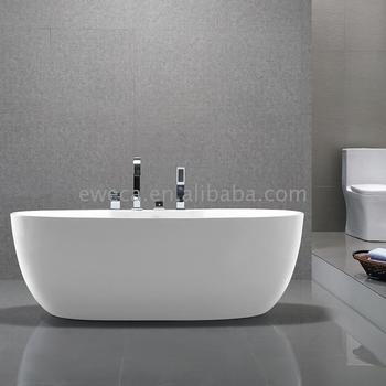 Factory Directly Freestanding Cast Iron Enamel Bathtub With Low Price