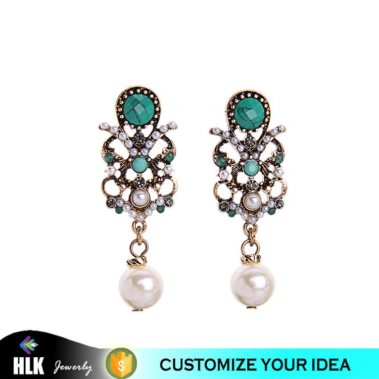 Latest Design Of Pearl Earrings Wholesale, Earring Suppliers - Alibaba